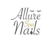 Allure Spa Nails Logo - Entry #40