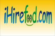iHireFood.com Logo - Entry #28