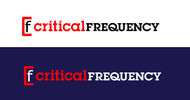 Critical Frequency Logo - Entry #5