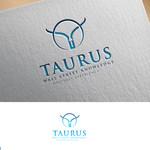 "Taurus Financial (or just ""Taurus"") Logo - Entry #516"