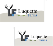 Luquette Farms Logo - Entry #143