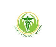 Lawn Fungus Medic Logo - Entry #24