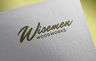 Wisemen Woodworks Logo - Entry #218