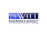 """DeWitt Insurance Agency"" or just ""DeWitt"" Logo - Entry #170"
