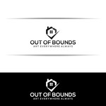 Out of Bounds Logo - Entry #63