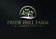 Pride Hill Farm & Garden Center Logo - Entry #24