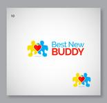 Best New Buddy  Logo - Entry #84