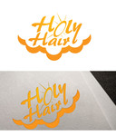 Holy Hair Logo - Entry #48