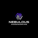 Nebulous Woodworking Logo - Entry #12