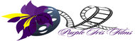 Purple Iris Films Logo - Entry #55