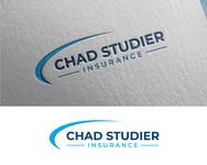 Chad Studier Insurance Logo - Entry #232