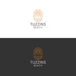 Tuzzins Beach Logo - Entry #340