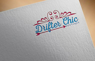 Drifter Chic Boutique Logo - Entry #240