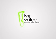 Logo for Ivy Voices - Entry #2