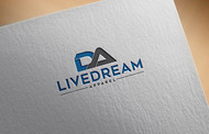 LiveDream Apparel Logo - Entry #214