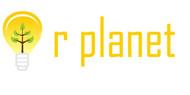 R Planet Logo design - Entry #3