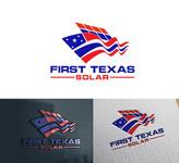 First Texas Solar Logo - Entry #127