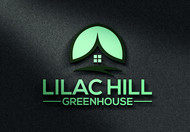 Lilac Hill Greenhouse Logo - Entry #134