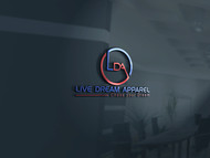 LiveDream Apparel Logo - Entry #274