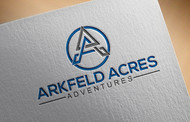 Arkfeld Acres Adventures Logo - Entry #165
