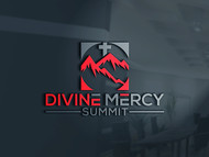 Divine Mercy Summit Logo - Entry #180