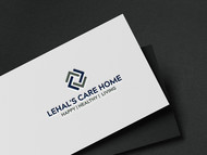 Lehal's Care Home Logo - Entry #4