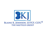 Blaine K. Johnson Logo - Entry #41