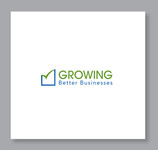Growing Better Businesses Logo - Entry #44