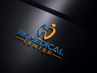 RK medical center Logo - Entry #45