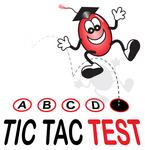 TicTacTest Logo - Entry #61