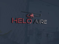 Helo Aire Logo - Entry #8