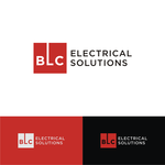 BLC Electrical Solutions Logo - Entry #74
