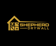 Shepherd Drywall Logo - Entry #138