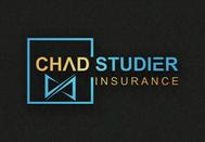 Chad Studier Insurance Logo - Entry #161