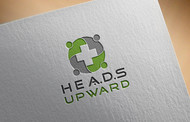 H.E.A.D.S. Upward Logo - Entry #200