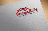 Reimagine Roofing Logo - Entry #10