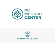 RK medical center Logo - Entry #63