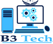 B3 Tech Logo - Entry #20
