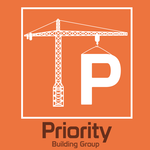 Priority Building Group Logo - Entry #206