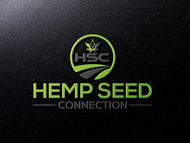Hemp Seed Connection (HSC) Logo - Entry #177