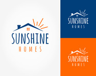 Sunshine Homes Logo - Entry #272