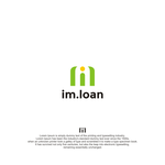 im.loan Logo - Entry #1012