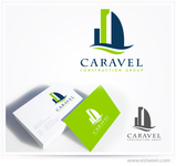 Caravel Construction Group Logo - Entry #189