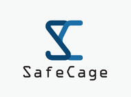 The name is SafeCage but will be seperate from the logo - Entry #18