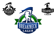 Breakneck Lager Logo - Entry #31