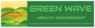 Green Wave Wealth Management Logo - Entry #301