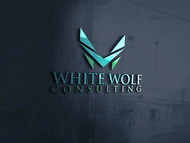 White Wolf Consulting (optional LLC) Logo - Entry #447