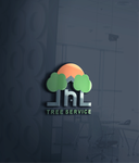 LnL Tree Service Logo - Entry #184