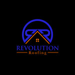 Revolution Roofing Logo - Entry #16