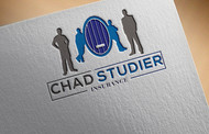 Chad Studier Insurance Logo - Entry #323